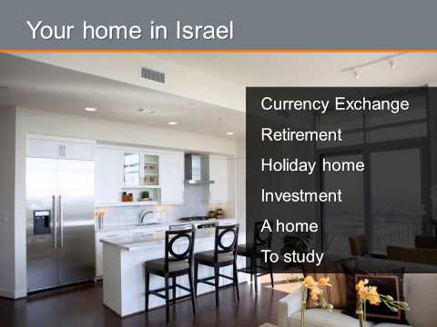 Why take a Mortgage for property in Israel