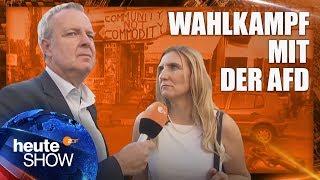 Diese AfD-Kandidatin tritt im links-grün-versifften Kreuzberg an | heute-show vom 16.09.2016