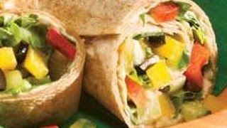 How To Prepare Veggie Tortilla Roll Ups - Healthy Food, Funny Hot Recipes,healthy Tips