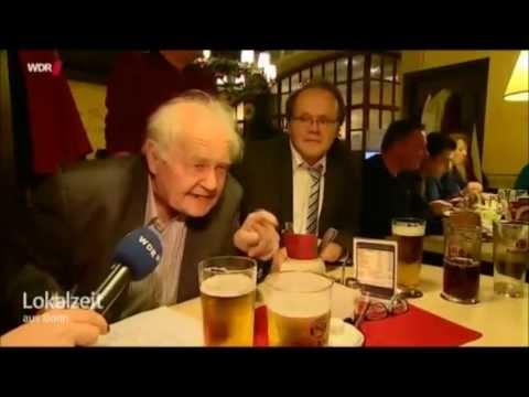 "Der ""Alle-mal-malen-Mann"" Jan Loh (Lokalzeit Bonn 29.11.2014)"
