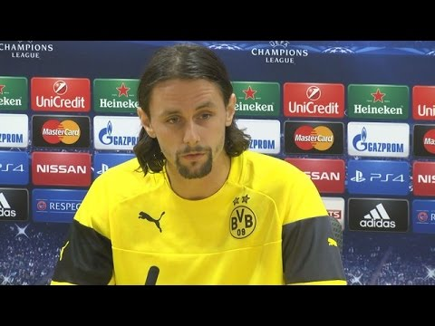 Pressekonferenz: Neven Subotic & Jürgen Klopp vor Arsenal - BVB   BVB
