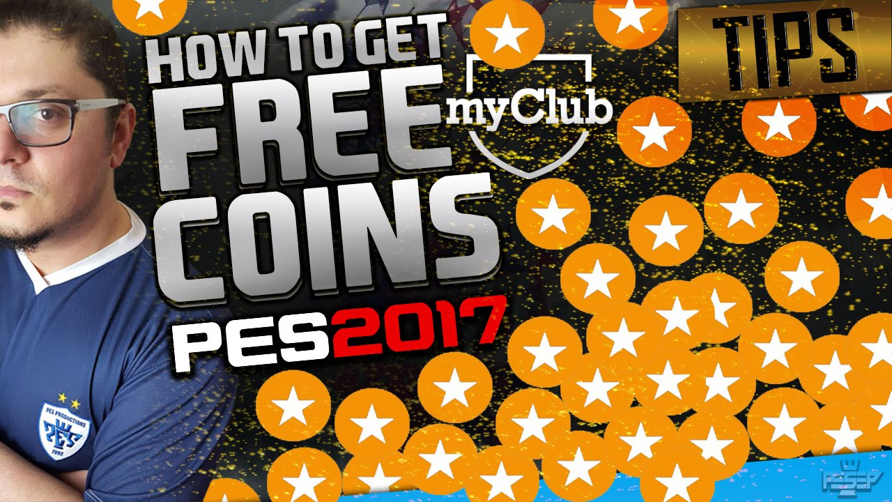 Pes 2017 Myclub How To Get Free Coins 0 Youtube