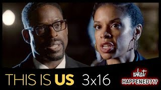 THIS IS US 3x16 Recap: Randall & Beth's Breaking Point?! - 3x17 Promo