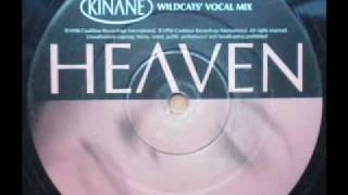 SPEED GARAGE - KINANE - HEAVEN - (Wildcat