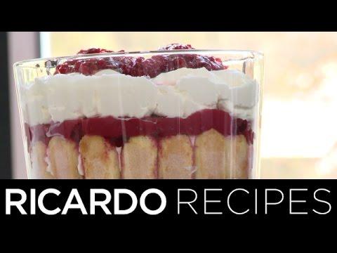 cranberry-and-raspberry-trifle-|-ricardo-recipes