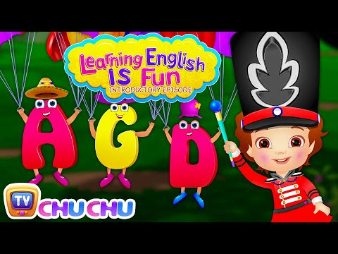 Thumbnail: ChuChu TV's Learning English Is Fun™ - New ABC Alphabet Learning Series For Preschool Children