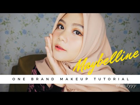 MAKEUP HANGOUT? PHOTOSHOOT? VACATION? | Maybelline One Brand Makeup Tutorial
