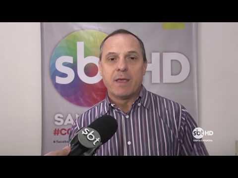 SBT SC expande sinal digital para Timbó Pomerode Indaial e Rio do Cedro