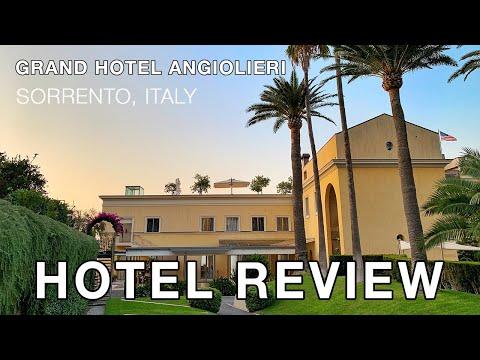 REVIEW - Grand Hotel Angiolieri - Sorrento (Italy)