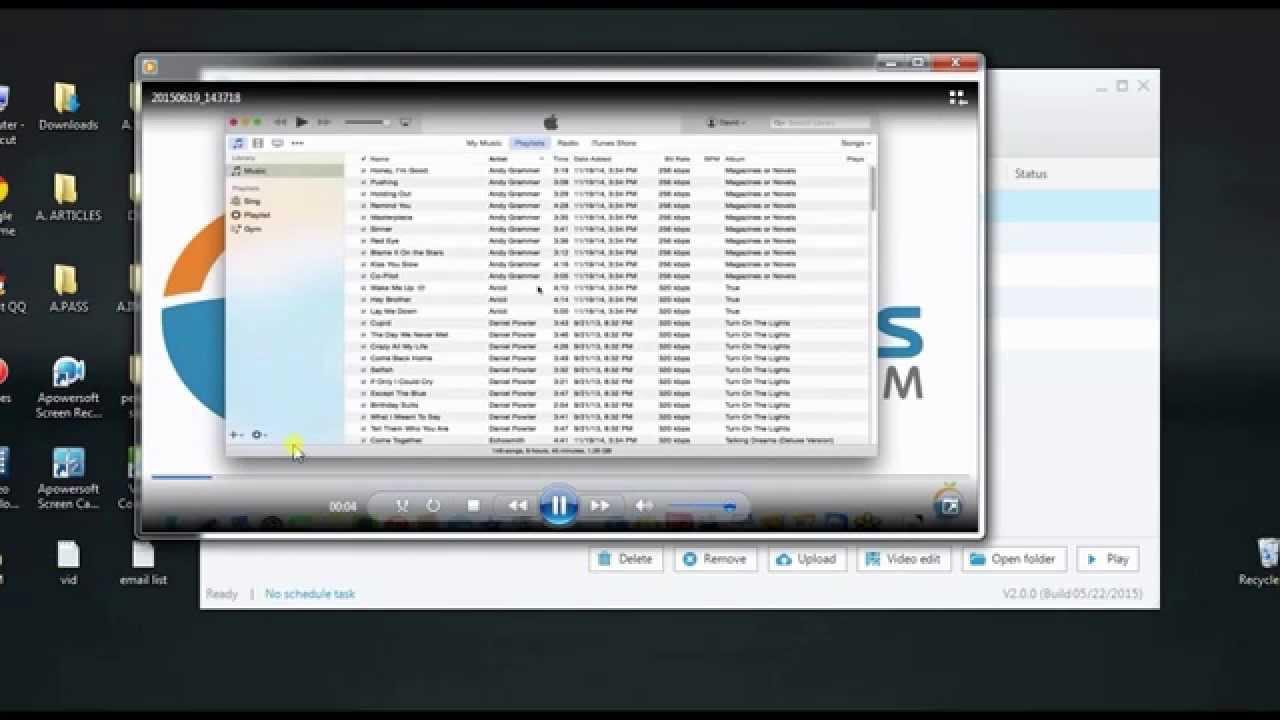 Chrome Screen Recorder