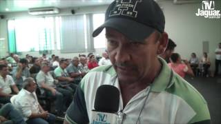 José Maurílio Gomes produtor do Leão em Quixeré fala dos prejuízos pela falta d'água na ribeira