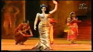 MISS WORLD 1996 Jaqueline Aguilera Final Walk