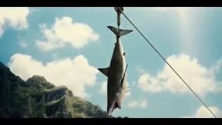 """Cho Khủng Long Bơi Khổng Lồ Ăn Cá Mập   """"CÔNG VIÊN THẾ KỈ"""""""