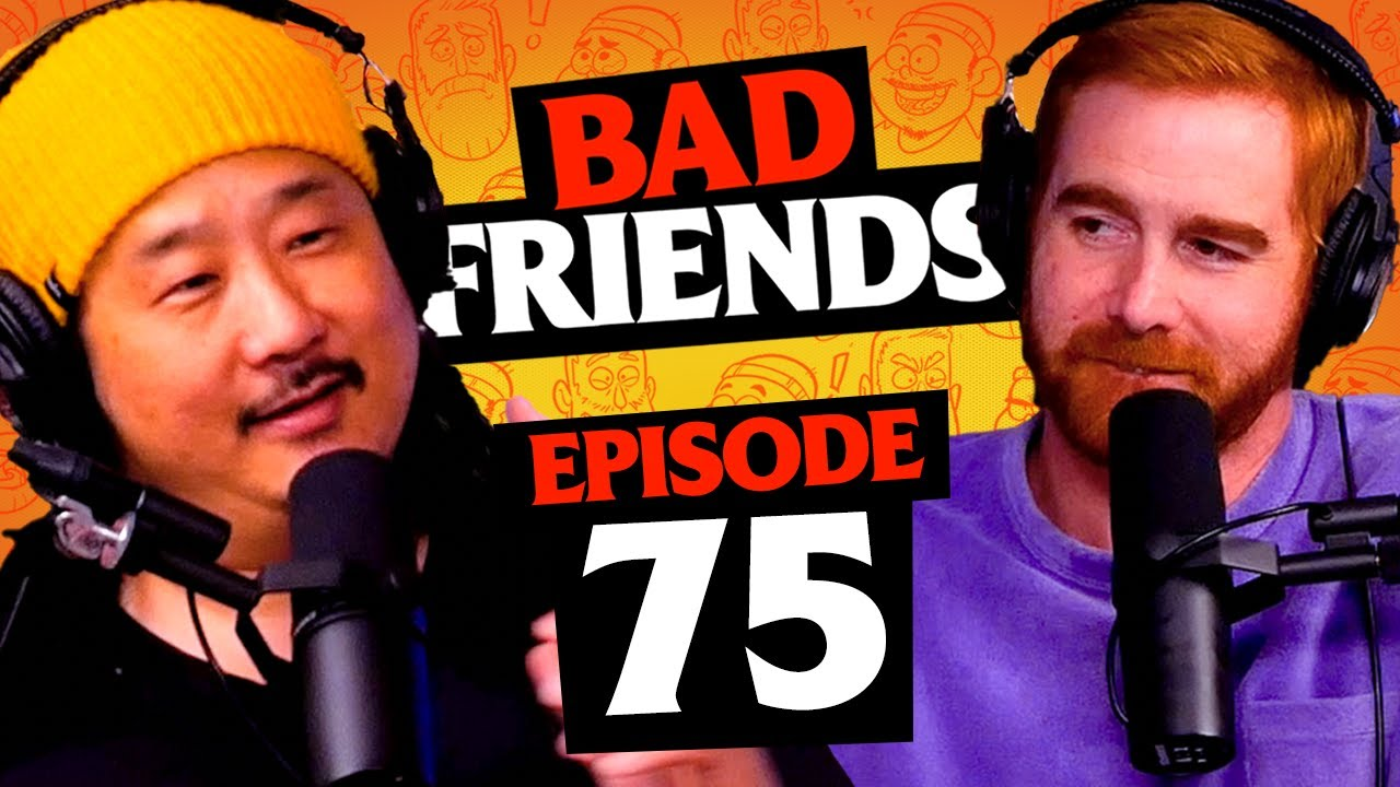 When the Plane Goes Down | Ep 75 | Bad Friends