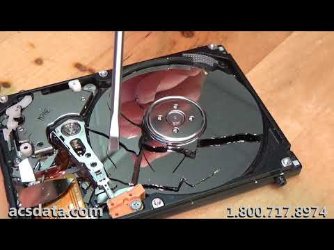 Is Data Recovery Impossible On This Hard Drive???
