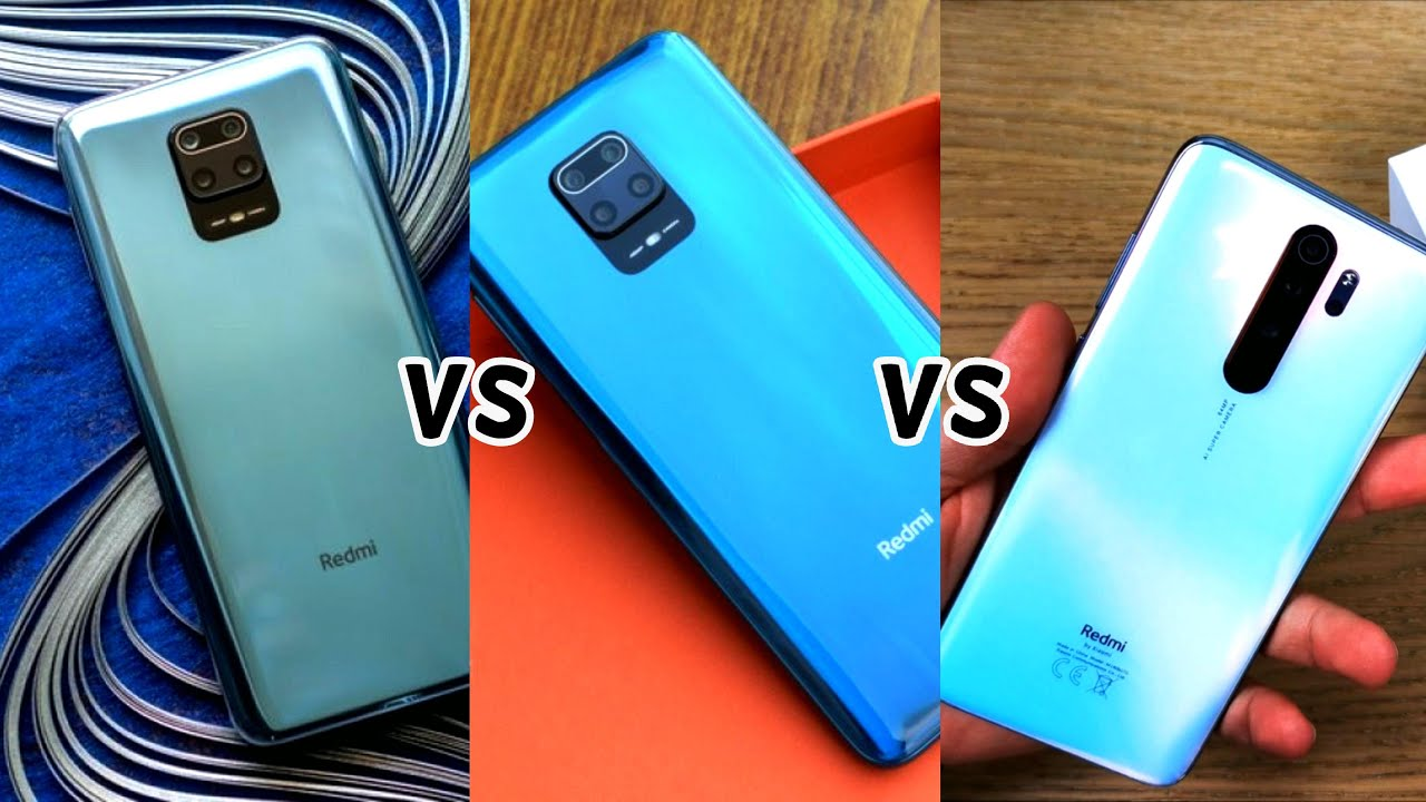 Ποίο Xiaomi να Πάρεις? Redmi Note 9 Pro vs Redmi Note 9s vs Redmi Note 8 Pro