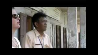 Tuol Sleng Genocide Museum—Phnom Penh, Cambodia—on RodMcNeil.TV