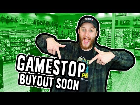 The Pros & Cons of a GameStop Buyout!