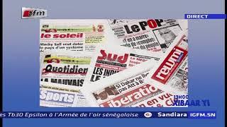 REPLAY - Revue de Presse - Pr : MAMADOU MOUHAMED NDIAYE - 24 Mai 2019