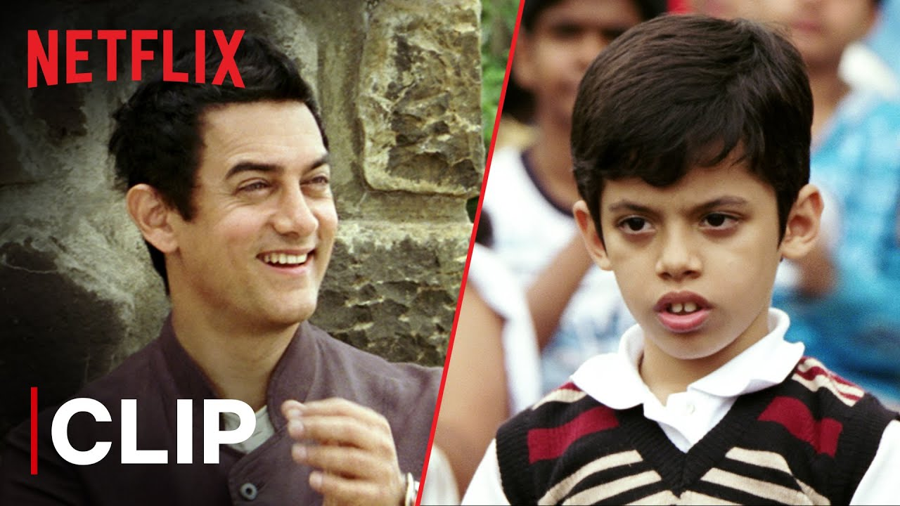 When Aamir Khan And Darsheel Safary Made Us All Cry | Taare Zameen Par | Netflix India