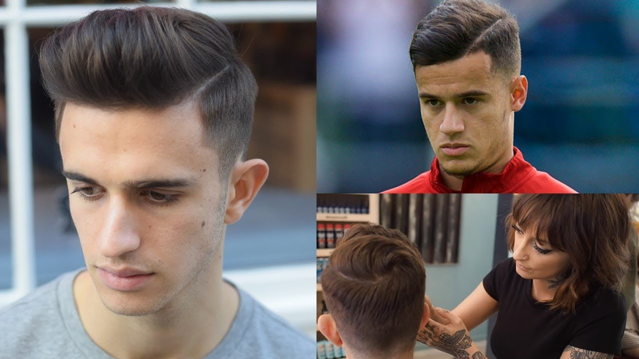 coutinho hair style how to phillipe coutinho inspired tutorial with barber 2967