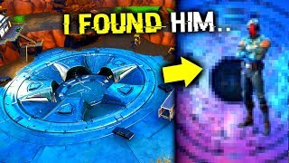 I Glitched INSIDE Loot Lake Bunker! (Fortnite)