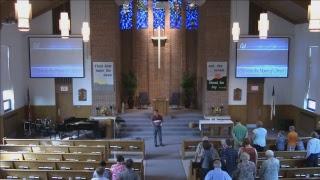 South Grandville CRC Worship Service 09/3/17