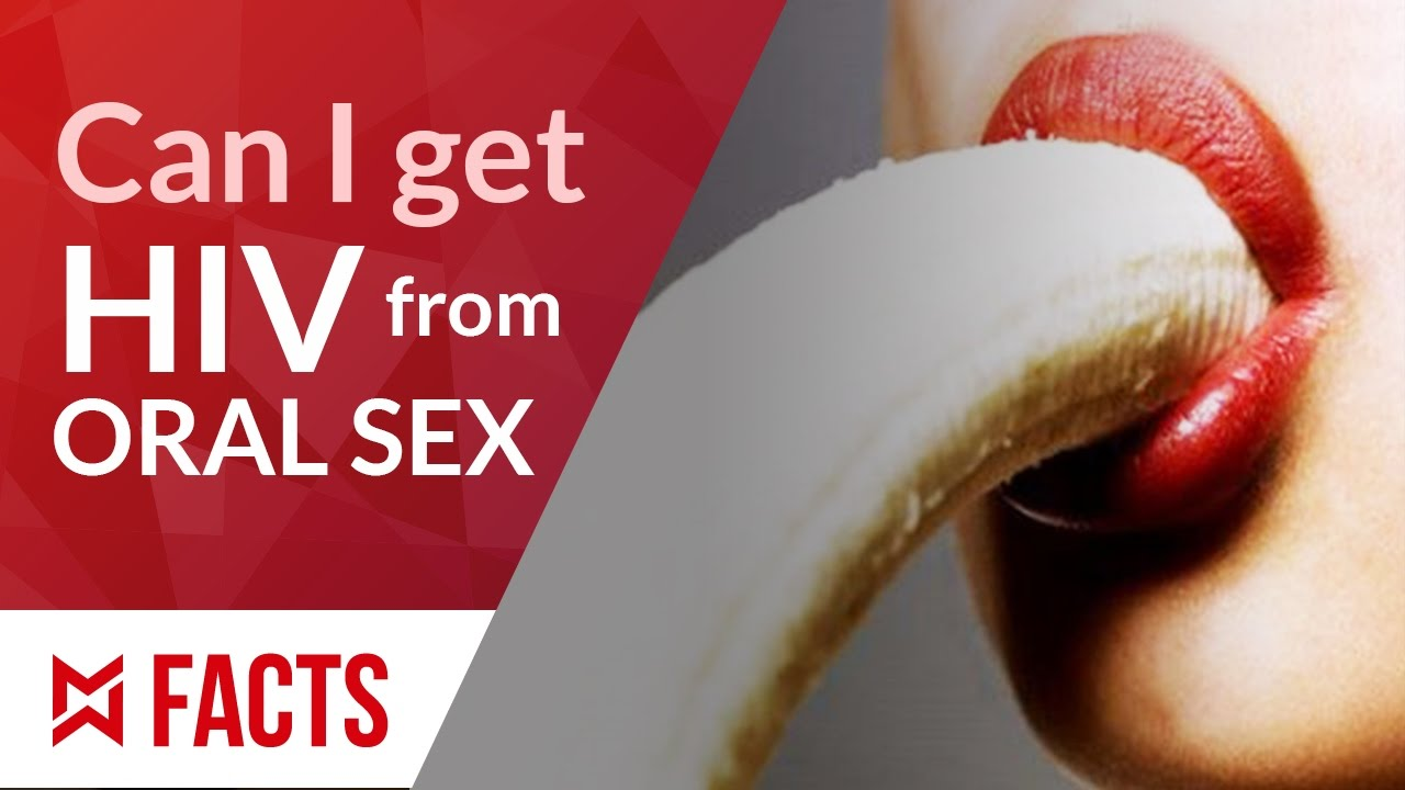 Oral sex women risk stds