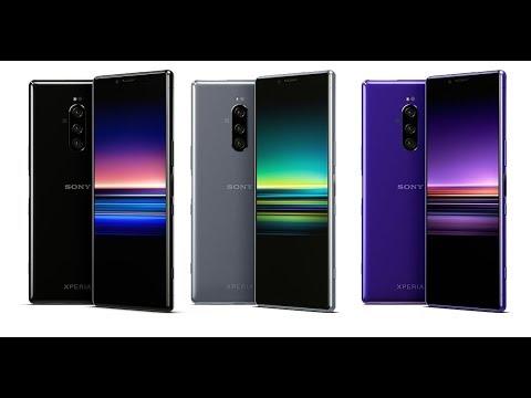 [SP News] Sony XPERIA 1 สมาร์ทโฟนระดับเรือธงพร้อมวางจำหน่ายสิ้นเดือนสิงหาคม 2019 - วันที่ 25 Aug 2019
