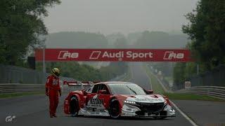 GT SPORT - HONDA RAYBRIG NSX CONCEPT-GT - Nürburgring Nordschleife - Hotlap - 5:50.000 + Setup