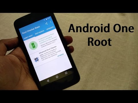 How To Root Android One devices Running Android 6.0.1 Marshmallow Micromax Canvas A1