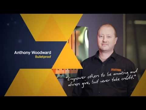 Entrepreneur of the Year 2014 Nominee - Anthony Woodward - Bulletproof