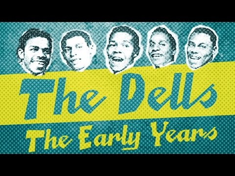 "The DELLS - ""Oh What a Night"" and more hits, 24 tracks of soul, doo wop and rhythm & blues"