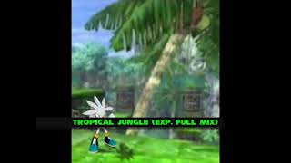 Sonic Next Gen - Tropical Jungle (Experimental Full Mix)