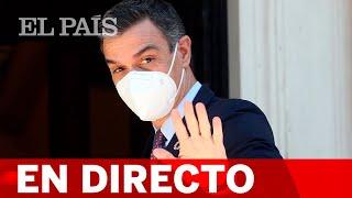 DIRECTO | PEDRO SÁNCHEZ atiende a los medios tras el DELPHI ECONOMIC FORUM