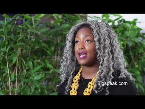 Anne-Marie Imafidon, Technology Speaker, The Tech Landscape And Why Tech Needs Diversity