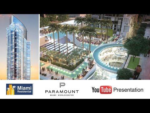 Presentation of Miami World Center - The new development in Downtown Miami