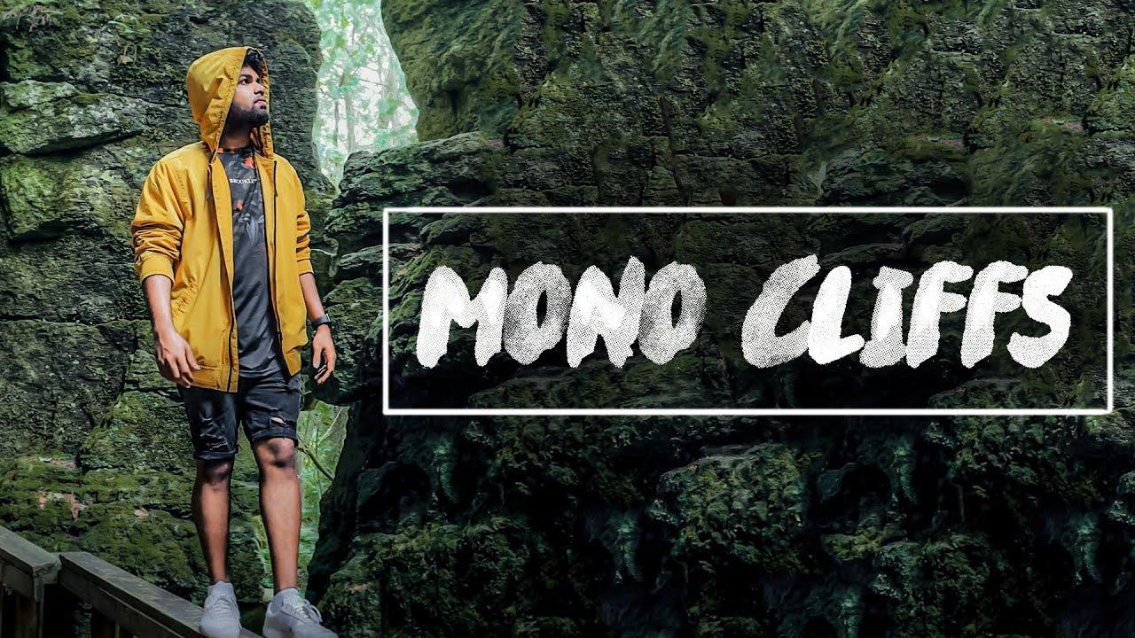 വഴി അറിയാതെ കൊടും കാട്ടിലൂടെ ഒരു യാത്ര  😜😋|| Hiking in Mono Cliffs With Friends | Insta 360 One x2
