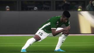 MELAKA UTD vs PKNP FC  (PS4) PES2018