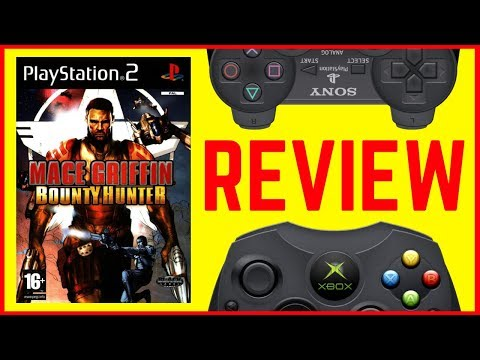 REVIEW: Mace Griffin: Bounty Hunter (PS2/XBOX)
