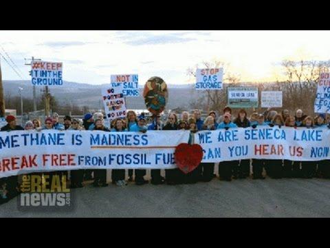 Bill McKibben: We Don't Need A Bridge To Renewables