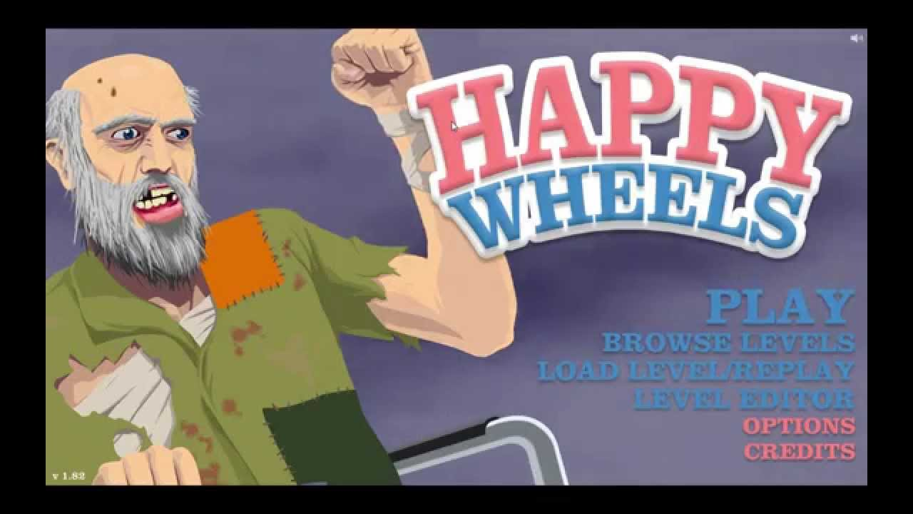 Happy Wheels Spiel