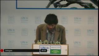 Third United Nations Environmental Assembly -Opening Ceremony - Spanish Language thumbnail