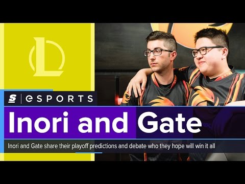 Inori and Gate share their playoff predictions and debate who they hope will win it all