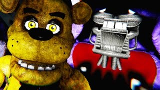 DID BONNIE EAT US?! | Five Nights at Freddys 3D (FREE ROAM Five Nights at Freddys)