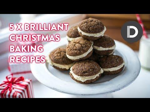 Top 5 Christmas Baking Recipes!