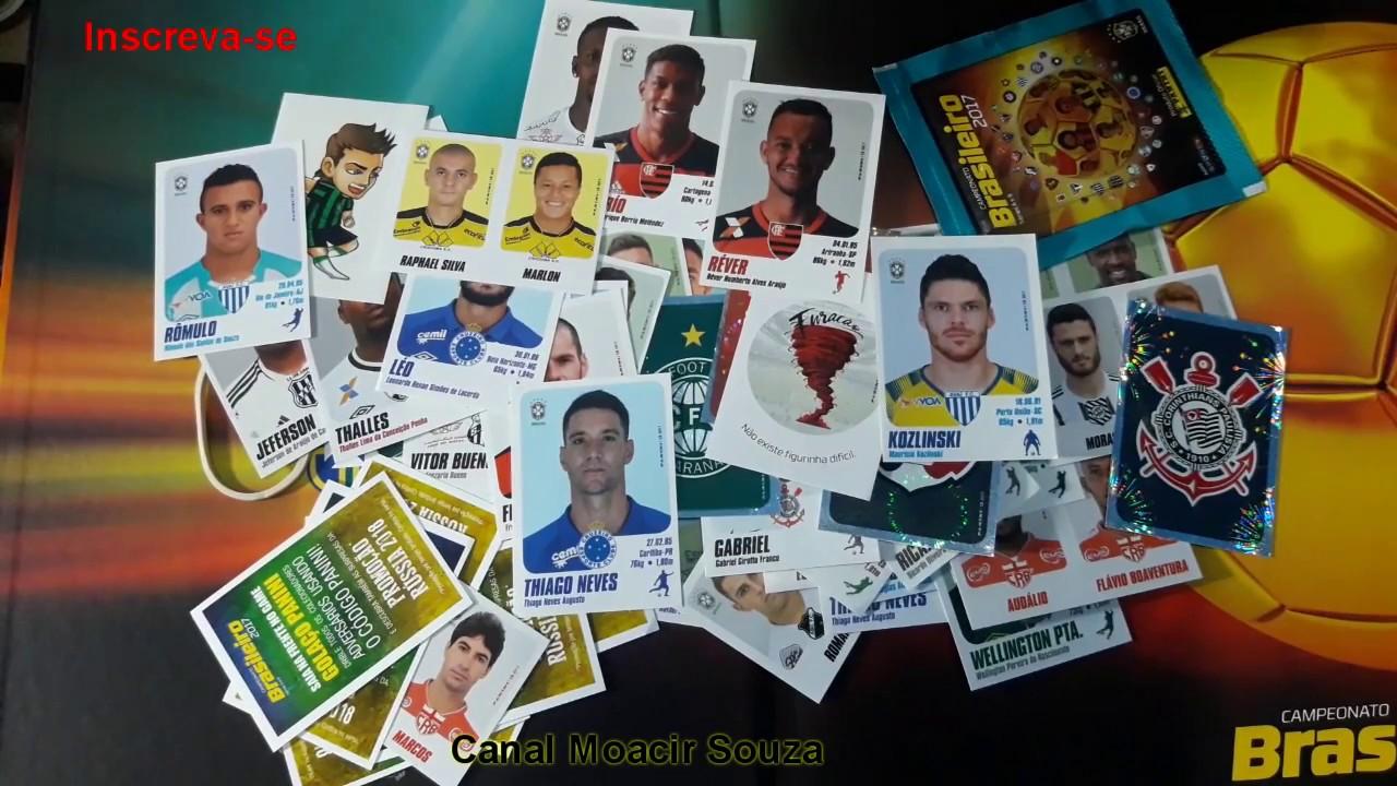 cfc3169b4 Album Capa Dura Campeonato Brasileiro - YouTube