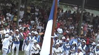 Bandas Instituto Augusto cesar sandino **Niquinohomo** Competencia de bandas 2010