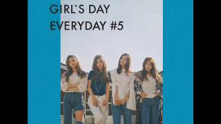 GIRL'S DAY (걸스데이) - THIRSTY (MP3 Audio) [GIRL'S DAY EVER…