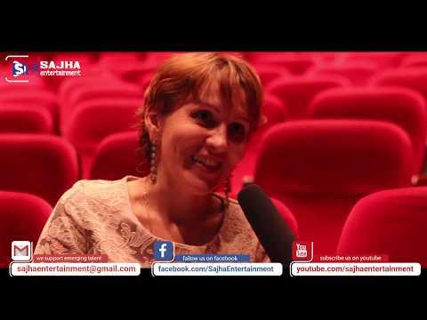Yulia Koirala l  Grand Theatre Play in Nepal l Play